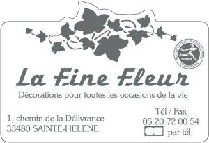 Etiquette fleuriste E 1127