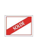 Etiquette Soldes Réf ETF70 - papier enlevable