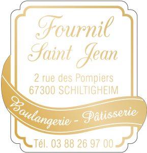 Étiquette boulanger pâtissier E1799