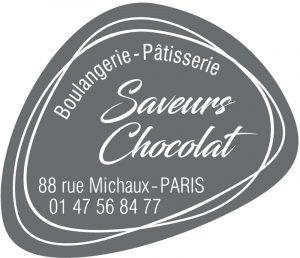 Étiquette boulanger pâtissier E782-2