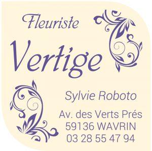 Étiquette fleuriste E1811