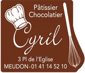 Étiquette pâtissier chocolatier E1474-2