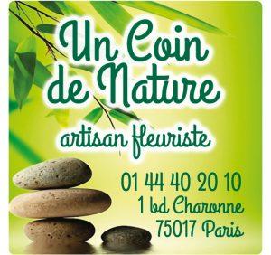 Etiquette fleuriste E1399-2Q