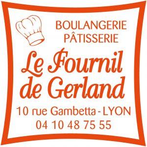 Étiquette adhésive pâtissier E1274
