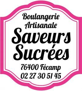 Étiquette pâtissier E1666