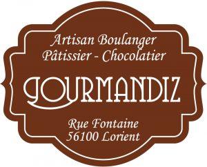 Étiquette boulanger pâtissier E1741