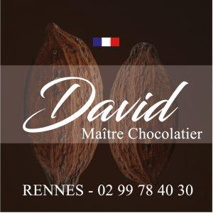 Étiquette chocolatier E1125Q