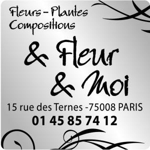 Etiquette fleuriste E343-2