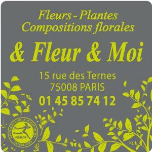 Etiquette fleuriste E343-3