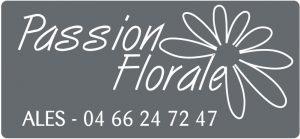 Etiquette adhésive fleuriste E4-4