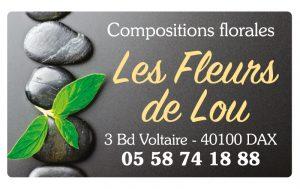 Etiquette fleuriste E492Q