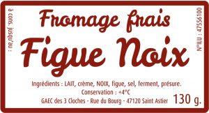 Etiquette fromage E1467