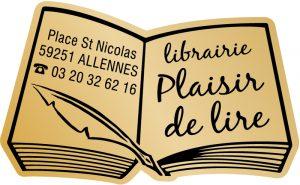 Etiquette adhésive librairie modèle E121-2