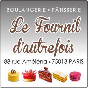 Etiquette adhésive pâtisserie E1259Q
