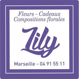 étiquette fleuriste E191-4