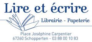 Etiquette adhésive librairie E4-6