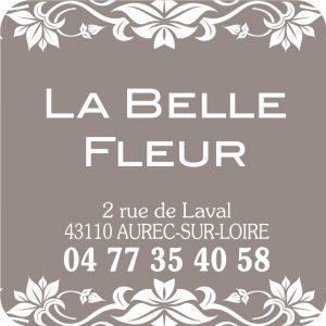 étiquette adhésive fleuriste E1439-2