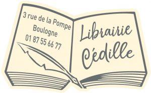 Etiquette adhésive librairie modèle E121-3