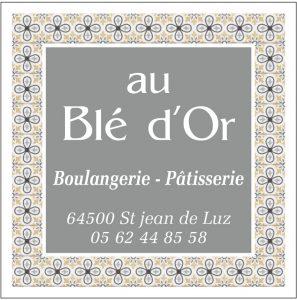 Étiquette adhésive boulanger pâtissier E786-11