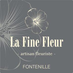 Étiquette adhésive fleuriste E192-3