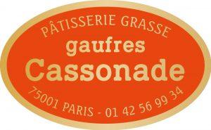 Étiquette adhésive pâtissier E6-1