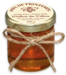 Étiquette adhésive apiculteur E371-3