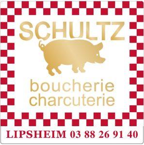 Étiquette boucherie charcuterie E124-7