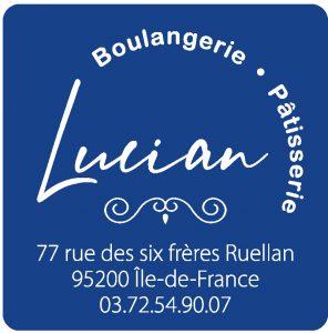 Etiquette adhésive Boulangerie Pâtisserie E146-1