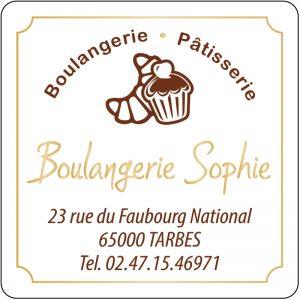 Etiquette adhésive Boulangerie Pâtisserie E146-2